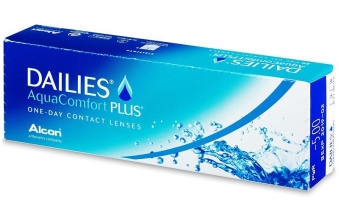 Focus Dailies Aqua Comfort Plus (30 buc)