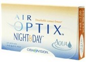 Air Optix Night & Day Aqua (6 buc)