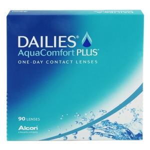 Focus Dailies Aqua Comfort Plus (90 buc)