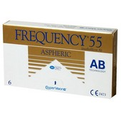 Frequency 55 Aspheric (3 buc)