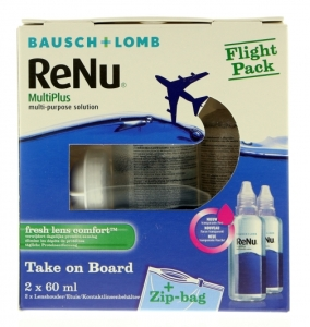 Renu flight pack 120ml (2x60)