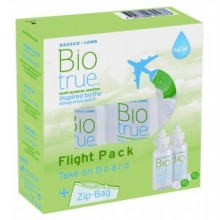 Bio true flight pack (2*60 ml)
