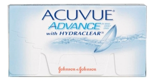 Acuvue Advance with Hydraclear (6 buc)