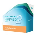 PureVision 2 For Astigmatism (6 buc)