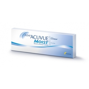 1·Day Acuvue Moist (10 buc)