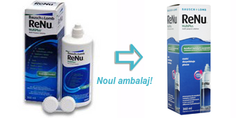 Renu Multiplus (355 ml + suport)