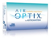 Air Optix for Astigmatism (3 buc)